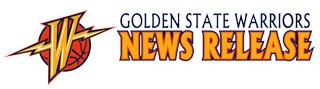Warriors News Release